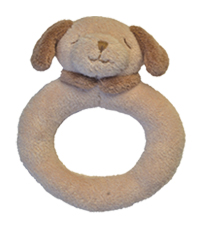 Angel Dear Animal Ring Rattles